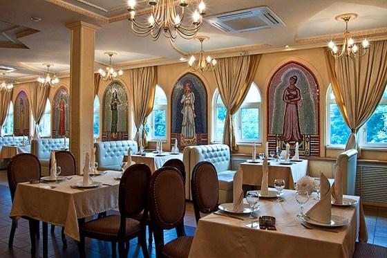 Ресторан Хамса - фотография 8