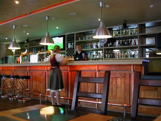 Ресторан Еврогриль - фотография 11 - Барная стойка
