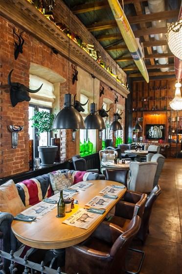 Ресторан New York - фотография 2