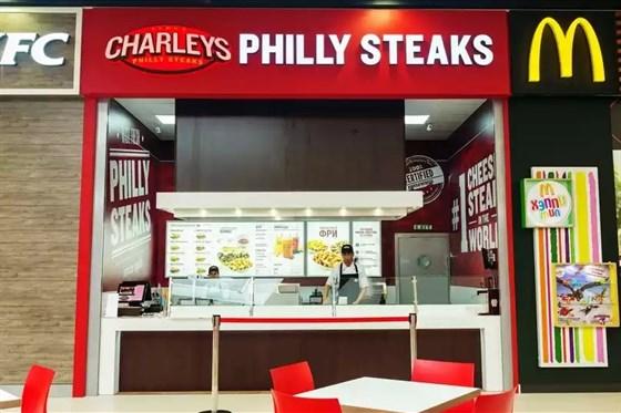 Ресторан Charley's Philly Steaks - фотография 1