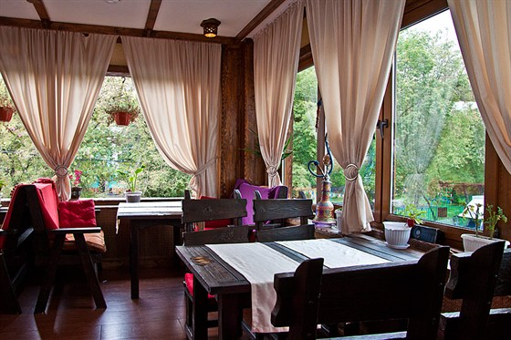 Ресторан Хамса - фотография 28