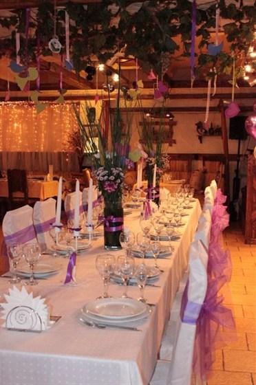 Ресторан Райская трапеза - фотография 11 - Свадьба