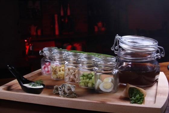 Ресторан Funky Lab - фотография 26 - О'крошка на имбирном домашнем квасе