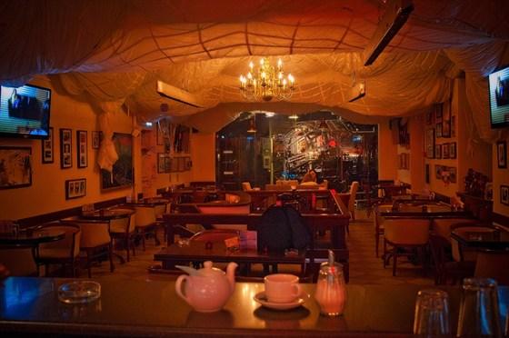 Ресторан Авиатор - фотография 11 - Бар и кафе (Авиатренажер)