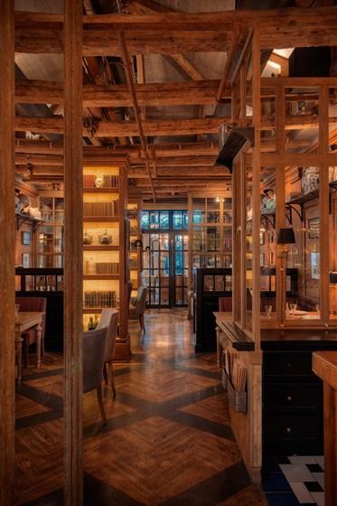 Ресторан Онегин дача  - фотография 2