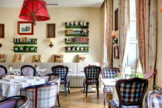 Ресторан Гримо - фотография 8 - Ресторан Гримо