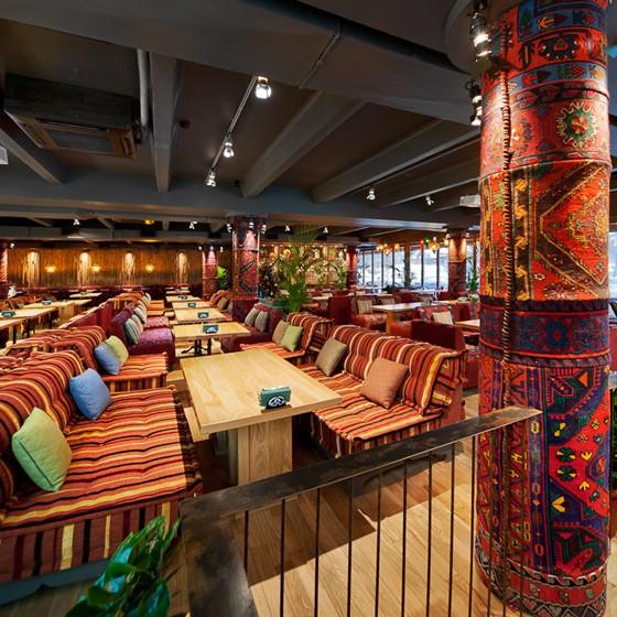 Ресторан Тапчан - фотография 9