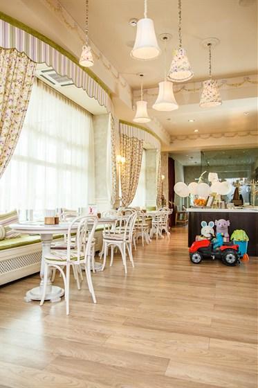 Ресторан Андерсон на Соколе - фотография 9 - Первый этаж