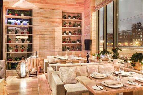 Ресторан Kalina Café - фотография 20