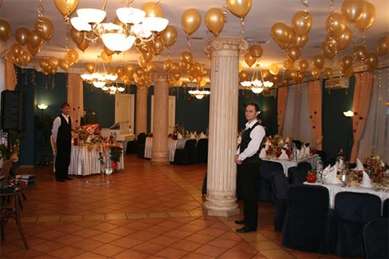 Ресторан Табурет - фотография 5 - Банкетный Зал