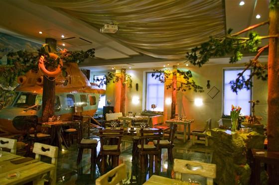 Ресторан Экспедиция. Северная кухня - фотография 5