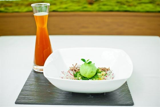 Ресторан Гастроном - фотография 27 - летние блюда