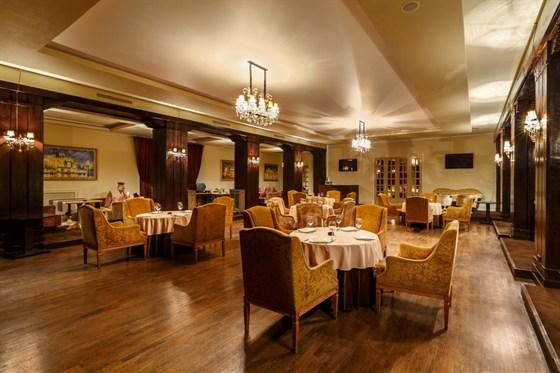 Ресторан Архитектор - фотография 10 - основной зал