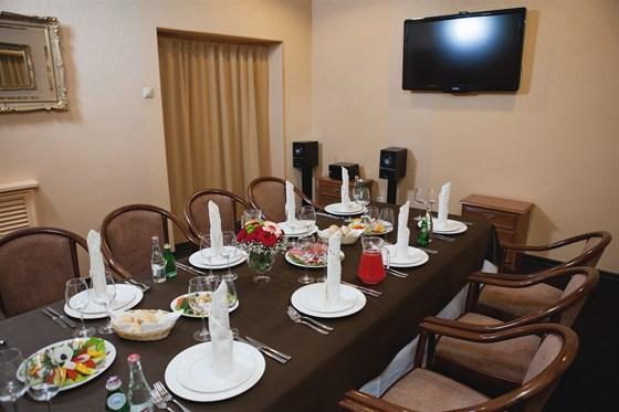 Ресторан Валимар - фотография 14 - Кабинет