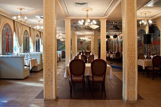 Ресторан Хамса - фотография 14