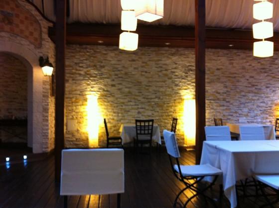 Ресторан Ла Манча - фотография 8 - Летняя веранда на верху