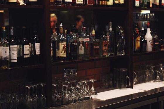 Ресторан Глиссада - фотография 6 - Бар