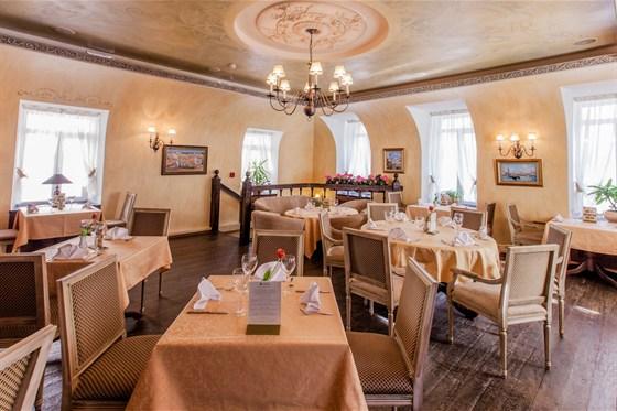 Ресторан La Serenata - фотография 6 - 2 этаж, панорама
