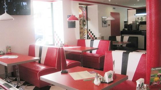 Ресторан Бург-хаус - фотография 1 - Ресторан Бург Хаус