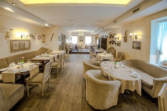Ресторан La Serenata - фотография 7 - 1 этаж