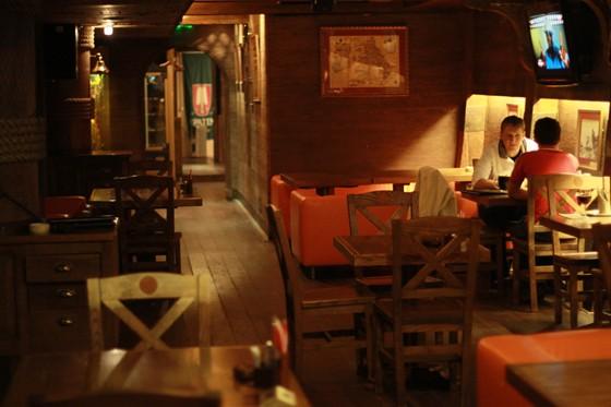 Ресторан Черная каракатица - фотография 8