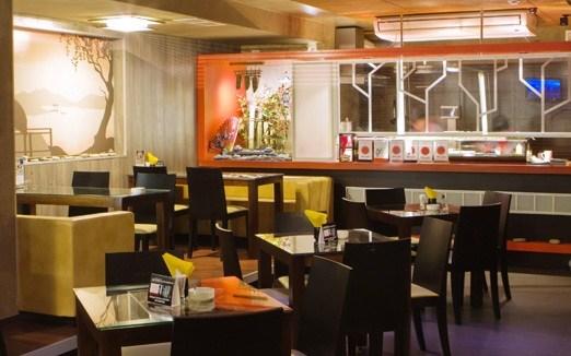 Ресторан Абсолют - фотография 5 - Японский зал