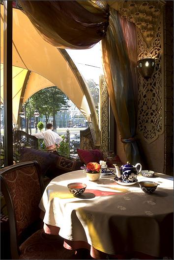 Ресторан Золотая Бухара - фотография 9
