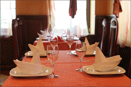 Ресторан Сю-си-пуси - фотография 7