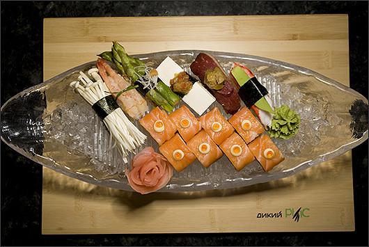 Ресторан Дикий рис - фотография 1