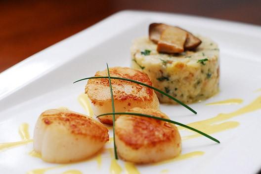 Ресторан Carre Blanc - фотография 10