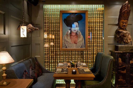 Ресторан Fujiko Asian Bistro - фотография 6