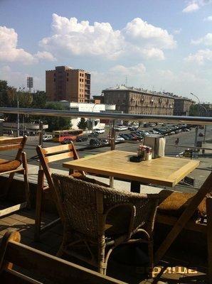 Ресторан Кофемолка - фотография 1