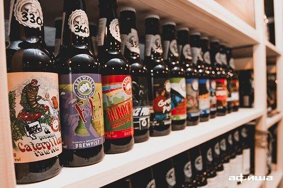 Ресторан Bukowski Beer - фотография 2