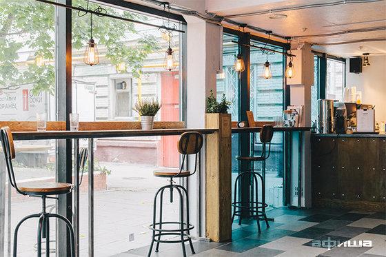 Ресторан Garden: Beer and Coffee - фотография 11