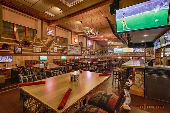 Ресторан Twin Peaks - фотография 13