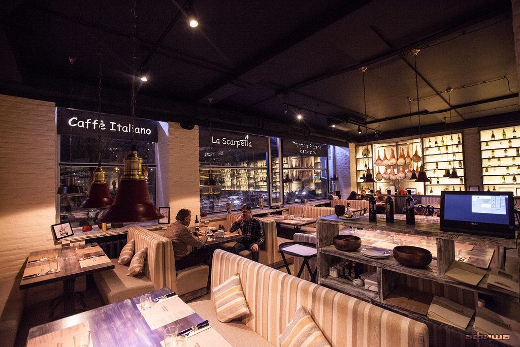 Ресторан La scarpetta - фотография 24