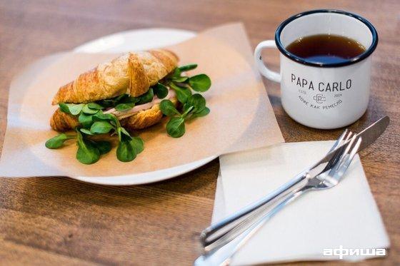 Ресторан Papa Carlo Coffee - фотография 15