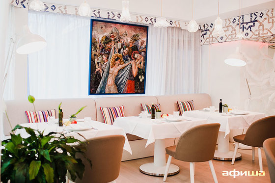 Ресторан Семирамис - фотография 13