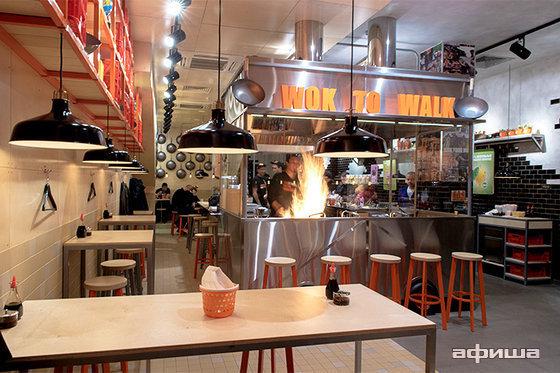 Ресторан Wok to Walk - фотография 1