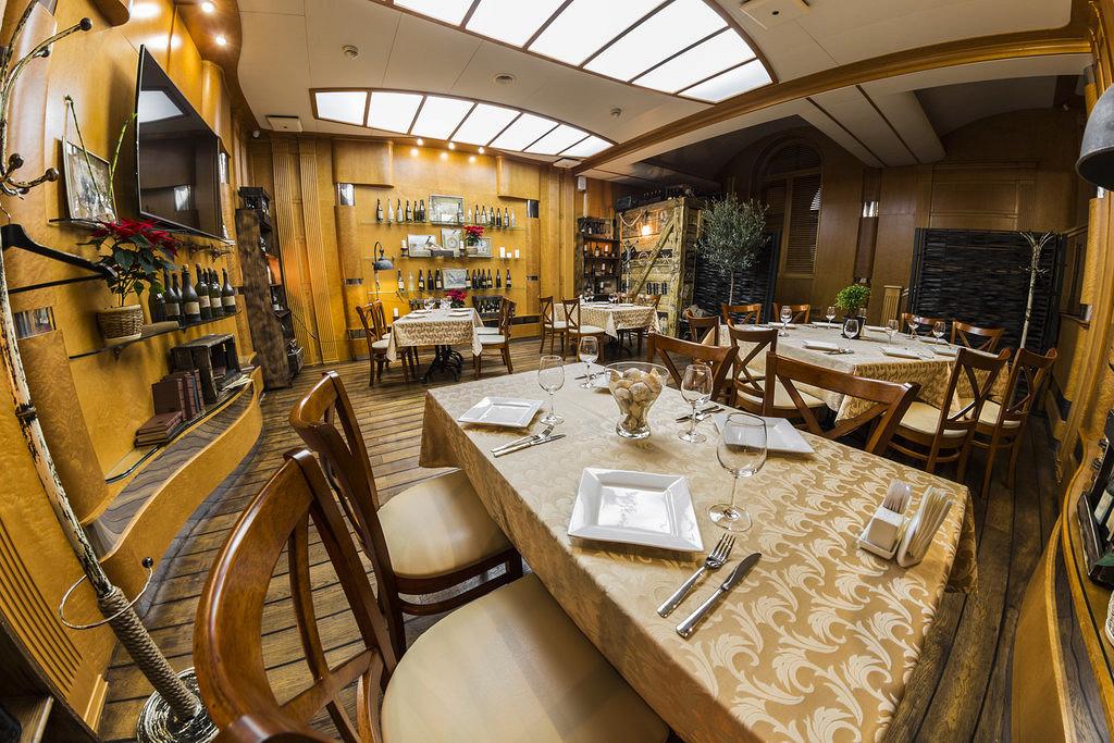 Ресторан River Club - фотография 7