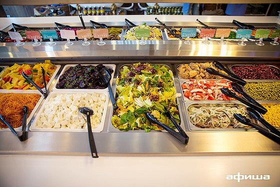 Ресторан Obed Bufet Арбат - фотография 10