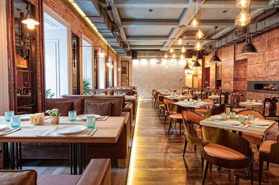 Ресторан Медь - фотография 6
