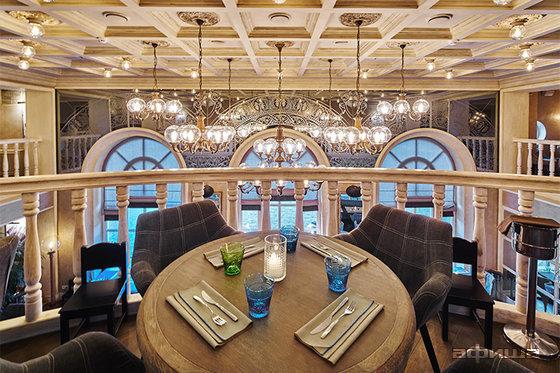 Ресторан Павильон - фотография 12