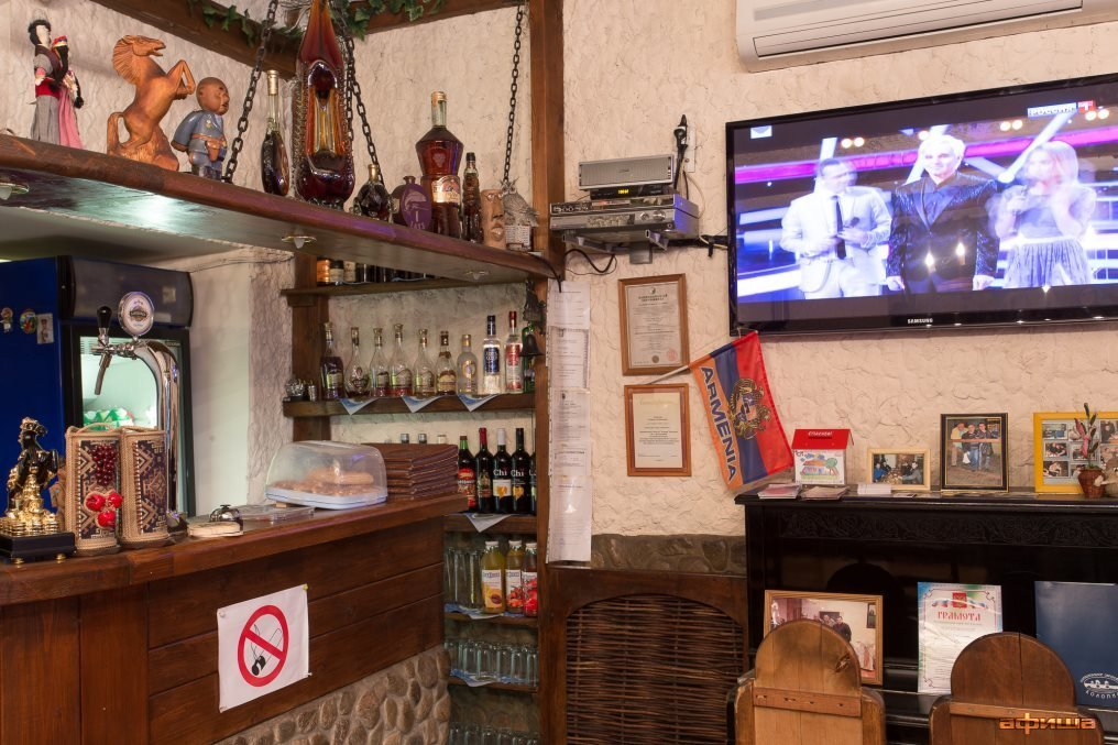 Ресторан Ноян Тапан - фотография 4