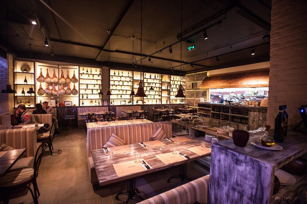 Ресторан La scarpetta - фотография 31