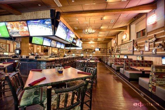 Ресторан Twin Peaks - фотография 14