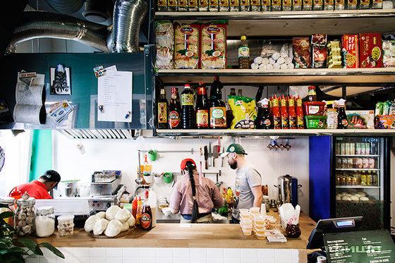 Ресторан Lao Lee Café - фотография 11