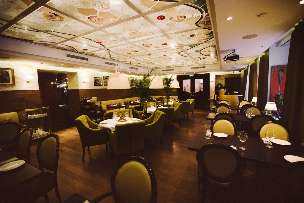 Ресторан Нож справа, вилка слева - фотография 7