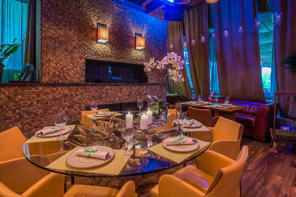 Ресторан Bamboo.Bar - фотография 21