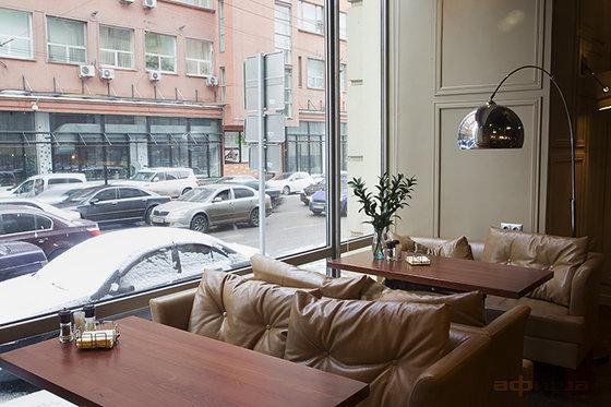 Ресторан Бельгийская брассери 0,33 - фотография 27
